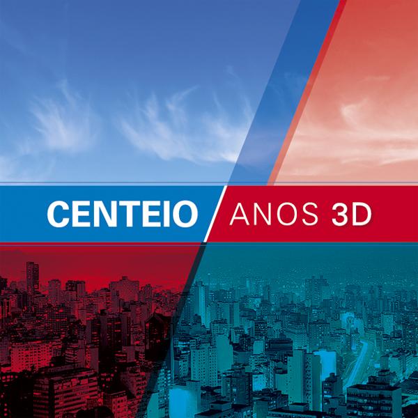 CENTEIO CAPA ANOS 3D